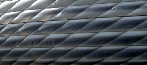 ETFE is used to make panels or pillows which are supported by a steel frame. It is also used for wire and cable insulation for automotive and aerospace applications as well as material for the semiconductor industry.