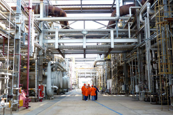 The Williams Partners' olefins plant in Geismar, Louisiana, resumed operations in February 2015.