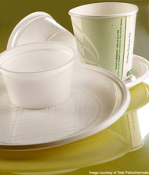 PLA has good aroma and odour-barrier properties, making it ideal for food applications.