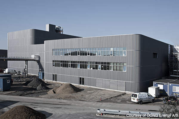 The Kalundborg demonstration plant is the first biorefinery in Europe to use second-generation technology for the large-scale production of bioethanol.
