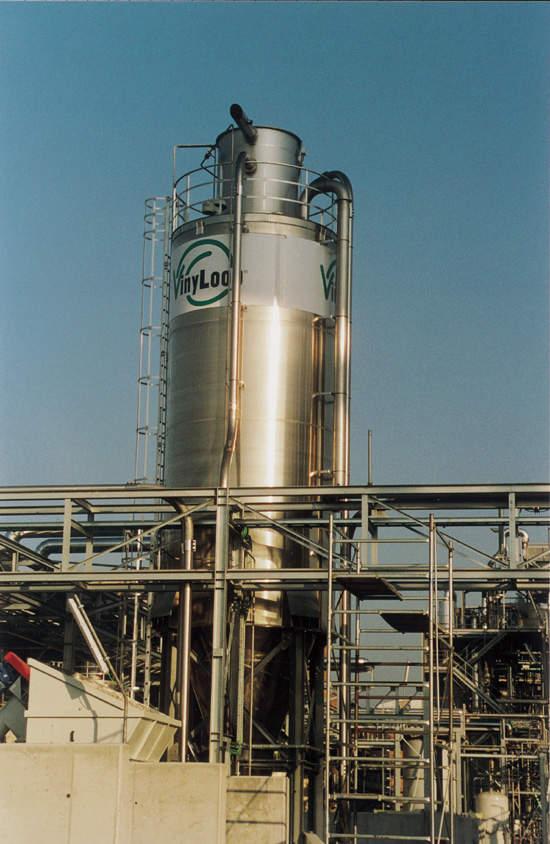 Solway's Vinyloop PVC Plant.