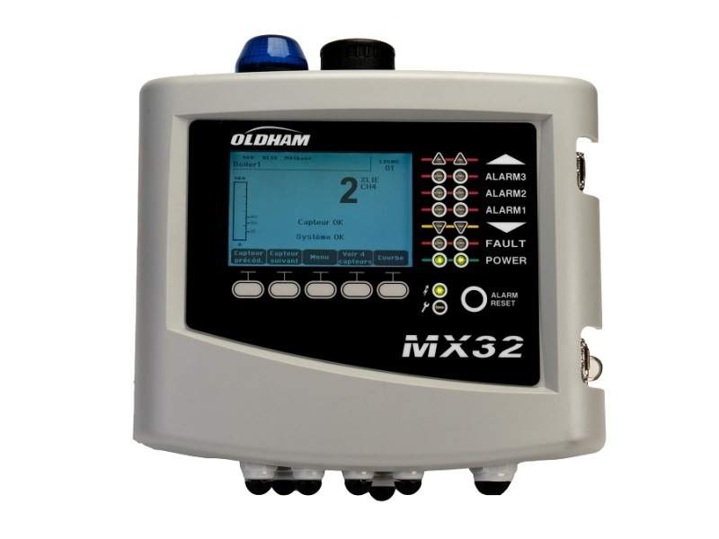 MX 32 digital / analogue controller