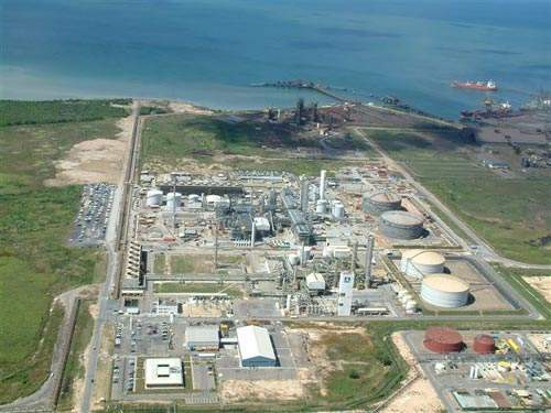 A 1.7mtpa methanol plant, said to be the world's largest, was brought on stream during the final quarter of 2004.