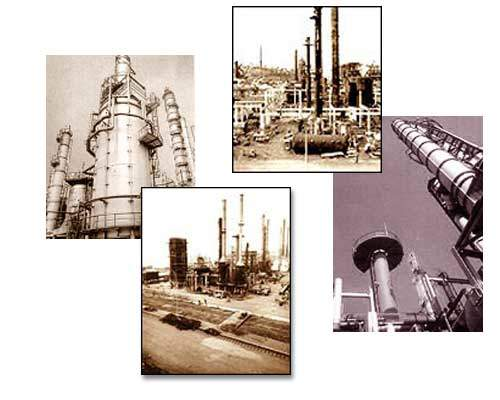 In November 1980 the DBN I project came into operation ('Debottlenecking' - elimination process of some production bottlenecks), with production rising from 300,000t to 360,000t per year.