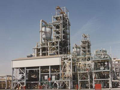 Al Jubail Petrochemical Plant - Chemical Technology