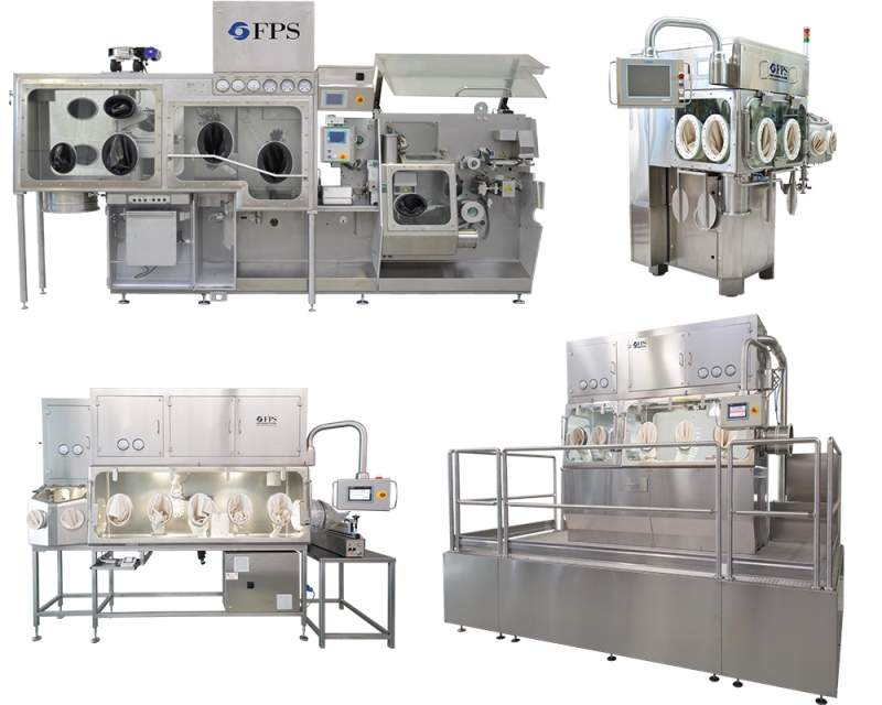 dispensing and drying system