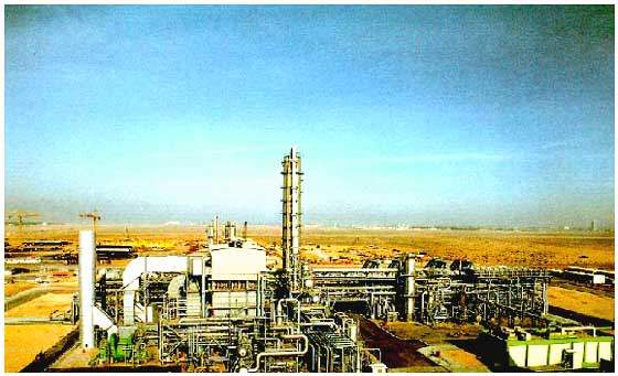 The Al-Jubail Petrochemical Company (Kemya) owns an ethylene and polyethylene plant in Al Jubail, Saudi Arabia.