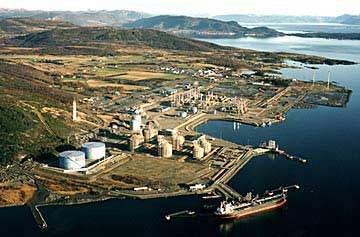 Statoil has several other facilities on the same coast.