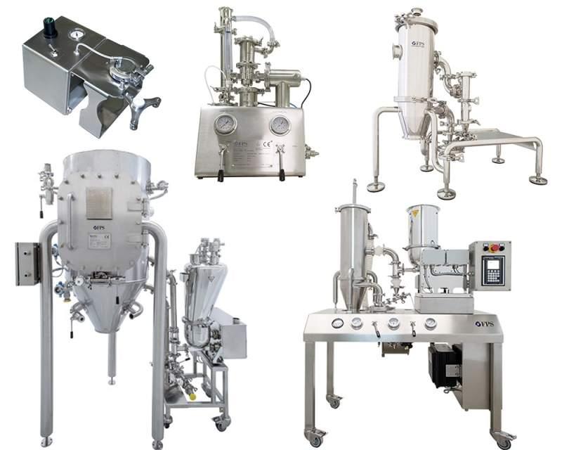 jet mill device