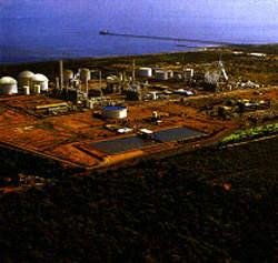 Jose Anzoategui Ammonia and Urea Plant