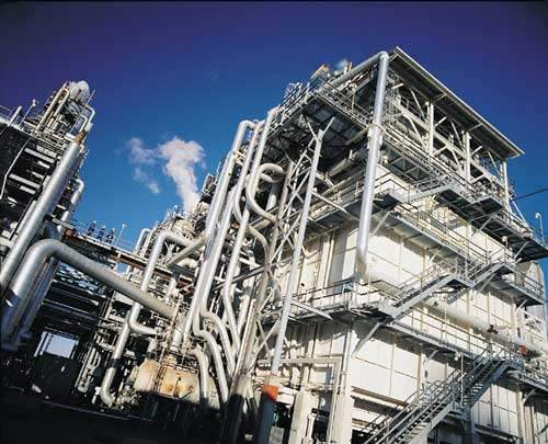 Shell chose its existing Scotford site as the location of the ethylene glycol plant.