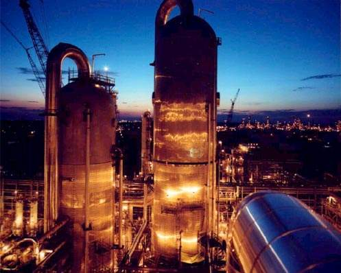 The BASF/AtoFina steam cracker is acknowledged as the largest in the world. The facility provides BASF with enough ethylene to supply existing plants as well as potential customers in the US Gulf Coast Area.