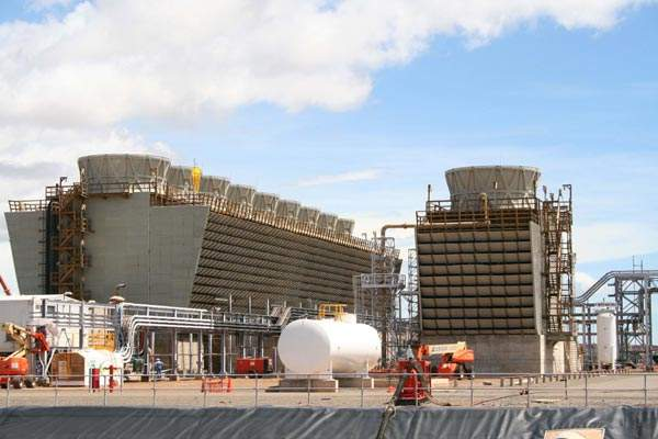 The Burrup liquid ammonia plant is the largest of its kind in the world and has a production capacity of 760,000t annually.