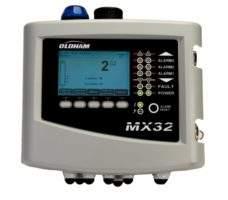 mx 32 control panel