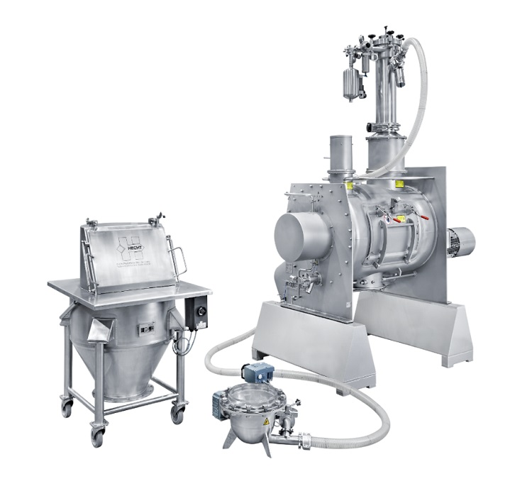 HECHT machinery