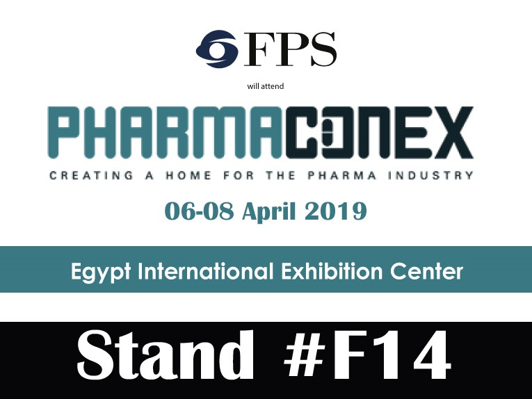 FPS to Attend PHARMACONEX 2019 in Egypt - Chemical Technology
