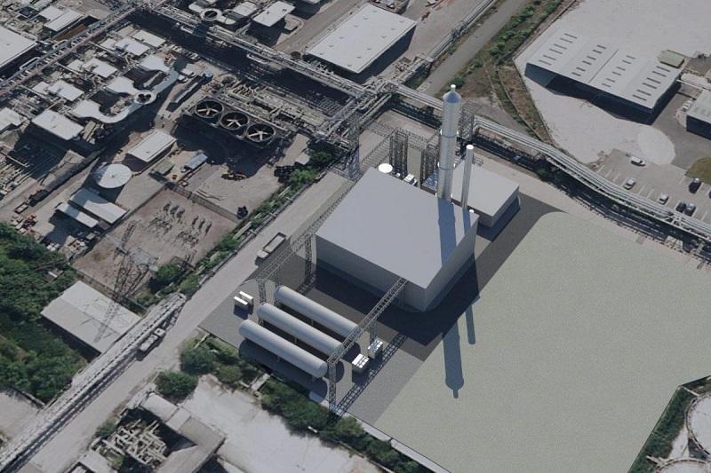 Tata Chemicals CCU plant