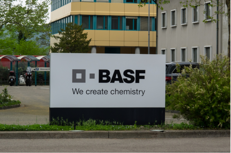 BASF short-selling