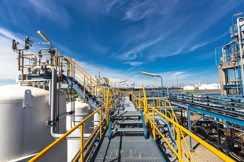 Nouryon Rotterdam plant
