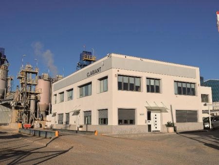 Clariant increases bleaching earth capacity at Yuncos facility