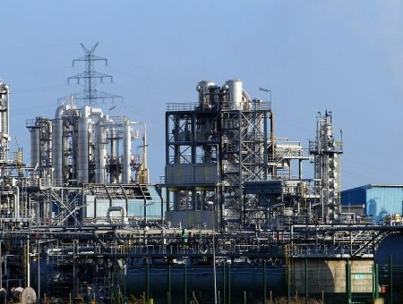 Reliance Industries oil-to-chemical
