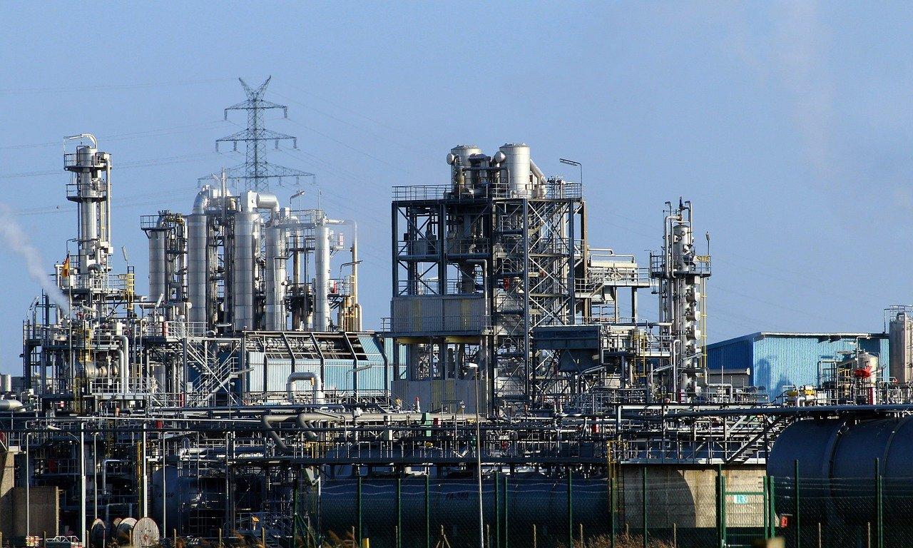 Iran petrochemical complex