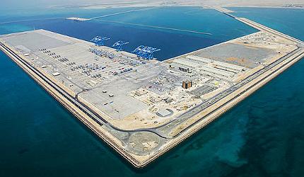 Abu Dhabi National Chemicals Company (ChemaWEyaat) is constructing a major chemicals hub