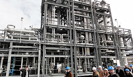 George Olah CO2 to Renewable Methanol Plant, Reykjanes