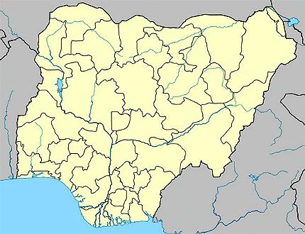 Nigeria__map
