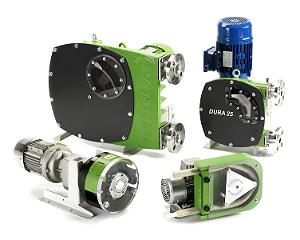 Verderflex pumping equipment