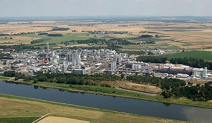 Wacker Chemie Saxony plant