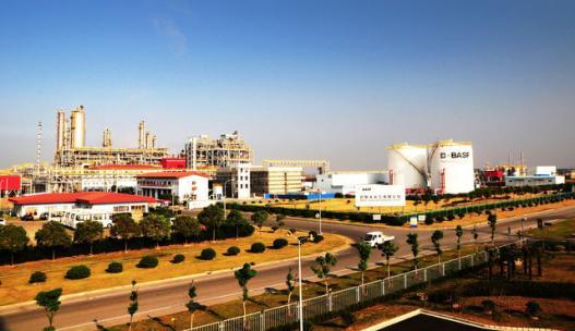 Ultramid polymerisation plant