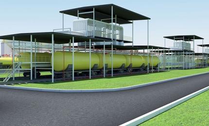 FEPCO Project, Russia