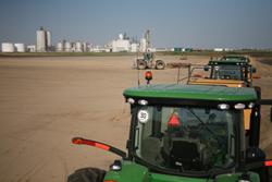 DuPont biorefinery